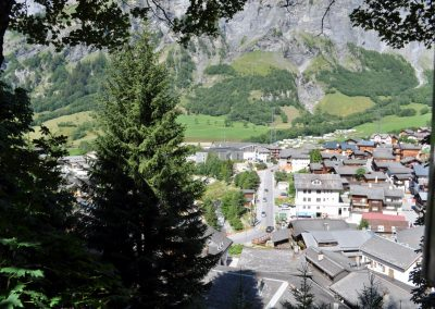 Leukerbad Zwitserland